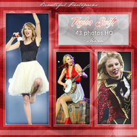 Photopack 005: Taylor Swift by Manuuselena