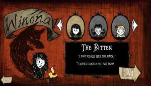 The Bitten - Don't Starve by Aritimas