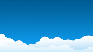 CLOUD WALLPAPER SIMPLE by FYPO