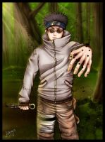 Shino - Forrest by AikaXx