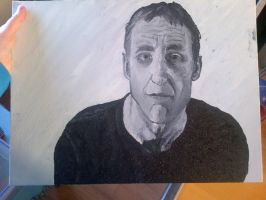 Will Self - Quick Paint by Shes-So-1970s