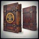 The Great Grimoire, 9.3 x 12.7 inches... by alexlibris999