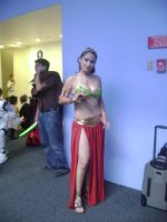 slave leia costum 2 by lavsivrack