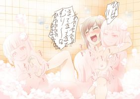 Soap Girls by blossom0083