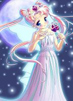 Neo Queen Serenity by Tetiel