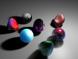 c4d material pack by kasheee
