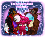 You're Incrediball Valentine by shaloneSK