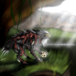Comission: Rethilium Beast by KingGhidorah2007