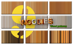 Woodies - wood patterns by hassified