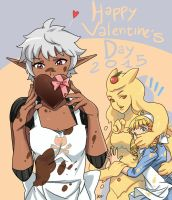 Happy Valentine's Day 2015 ^_^ Part 1 by lostonezero