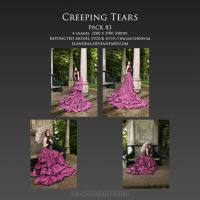Creeping Tears Pack 83 by Elandria