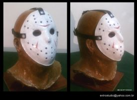 Jason  Latex and Fiberglass by extro
