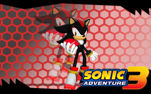 Sonic Adventure 3,Shadow by Nibroc-Rock