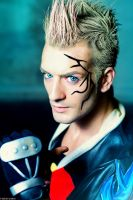 Zell Dincht - Final Fantasy VIII HD Cosplay by LC by LeonChiroCosplayArt