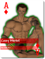 OC Deck of 52: Ace of Diamonds by JFG107plz