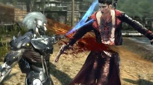 Metal Gear Rising vs. DmC: Devil May Cry by admiralakbar101