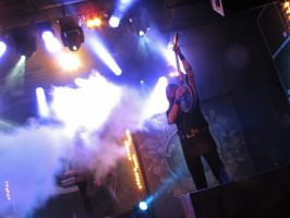 Amorphis, album release gig 2013 @ Circus 12 by Wolverica