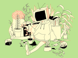 plant life by mieille