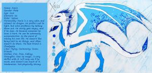 Xavio - New Ref by meroaw