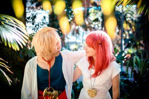 Magi: When you're here by melon-dream
