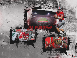 Joe Bauserman Wallpaper by KevinsGraphics