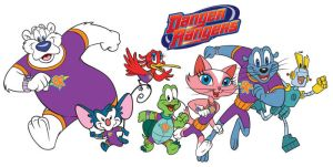 Danger Rangers Report Card by SofiaBlythe2014