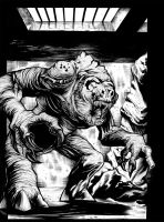 RANCOR   star wars by ashasylum