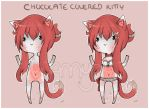 Choco Covered Kitty Valentine Auction [CLOSED] by WanNyan