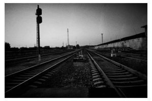 Train tracks by Drems20