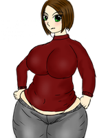 No harm in a little weight gain(updated) by TakoYasi