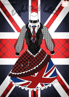 British Punk Lolita by Neko-Vi