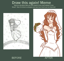 Before and After Meme by Teadum