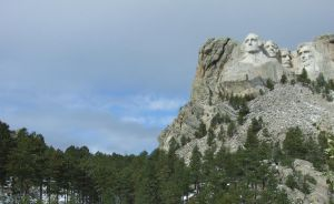 Mount Rushmore by OldBoogie
