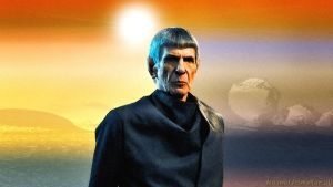 Leonard Nimoy We Miss You by Dave-Daring
