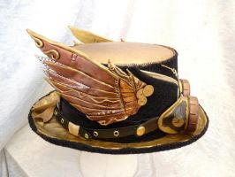 the golden hat by Serata