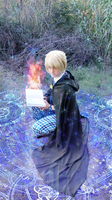 [APH] England - Summoner by KasumiVI
