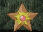 Staryu Papercraft by Skeleman