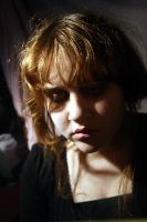 Lighting Contrast Portrait 2 by emothic-stock