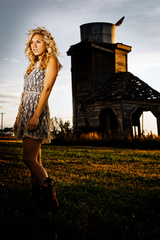 Country Girl by N-Fphotography