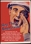 Hey There, Americans! by poasterchild