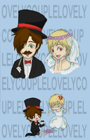 Doctor Who: Lovely Couple...? by LuffYu