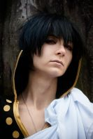 Fairy Tail - Zeref 00 by YukiRichan