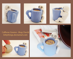 Caffeine Gnome - Mug Check! by Bittythings