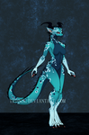 Dragon Anthro Design Auction #3 [CLOSED] by Trioza