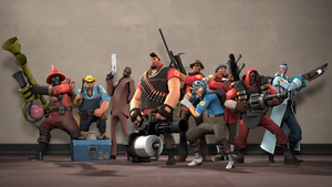 [SFM]Meet the Team by cptHappyDrug