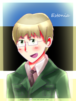 APH: Estonia by Field-Of-Roses
