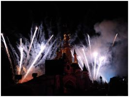 Disneyland, Paris Firework by Soop4evah