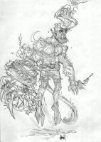 What The Hellboy by Gambear1er