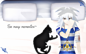 MMD - Yu-Gi-Oh - So many memories... by InvaderBlitzwing