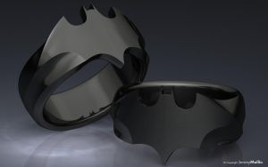 New Batman Ring by JeremyMallin